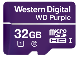 Western Digital Purple 32GB UHS-1 (U1)
