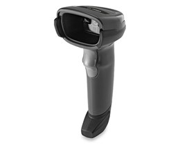 Zebra DS2208 1D/2D LED Black Handheld bar code reader