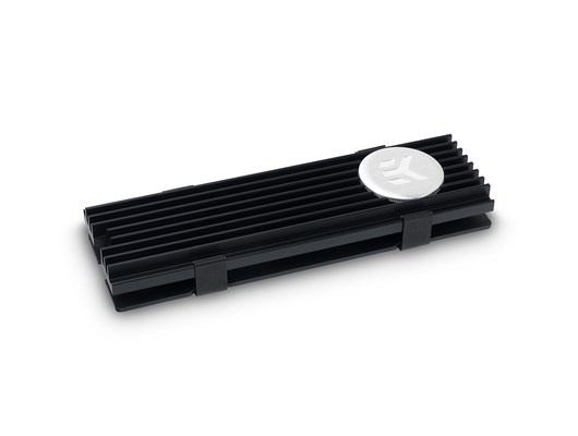 EK Water Blocks EK-M.2 NVMe Heatsink (Black)