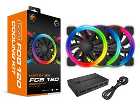 Cougar Vortex RGB FCB 120 Cooling Kit