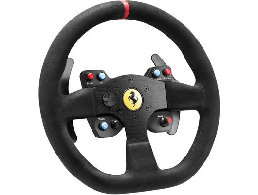 Thrustmaster F599XX Evo 30 Alcantara Edition Racing Wheel