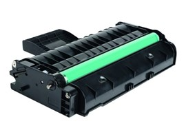 Ricoh 407254 (Yield: 2,600 Pages) High Yield Black Toner Cartridge