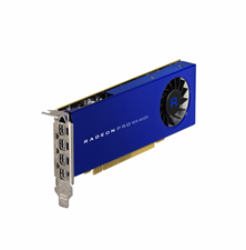 AMD WX 4100 4GB Pro Graphics Card