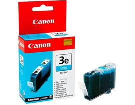 Canon BCI-3eC Ink Cartridge - Cyan, 13ml (Yield 570 Pages)