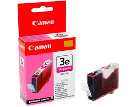 Canon BCI-3eM Ink Cartridge - Magenta, 13ml (Yield 440 pages)