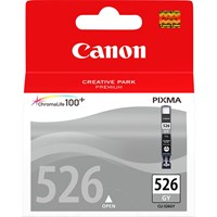 Canon CLI-526GY Ink Cartridge - Grey, 9ml (Yield 1515 Pages)