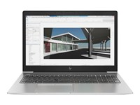 HP ZBook 15u G5 15.6 Workstation - Core i5 2.5GHz, 8GB RAM, 256GB