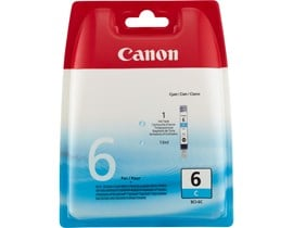 Canon BCI-6C Ink Cartridge - Cyan, 13ml (Yield 550 Pages)