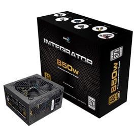 Aero Cool Integrator 850W 80+ Bronze PSU