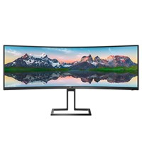 Philips P Line 498P9 49.8 inch LED Curved Monitor - 5120 x 1440