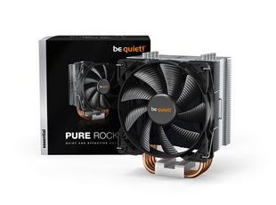 Be Quiet! Pure Rock 2 Air Tower CPU Cooler