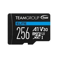 Team Group 256GB Elite A1 U3 MicroSD Card