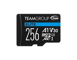 Team Elite A1 256GB UHS-3 (U1) microSD Card