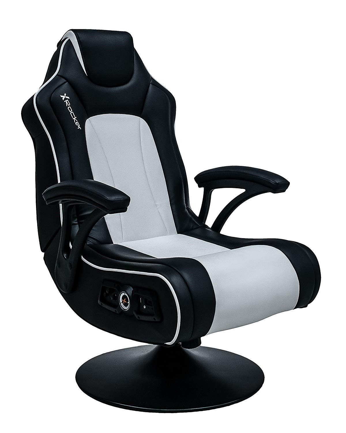 Brilliant X Rocker Torque 2 1 Gaming Chair With Bluetooth Speakers Gmtry Best Dining Table And Chair Ideas Images Gmtryco