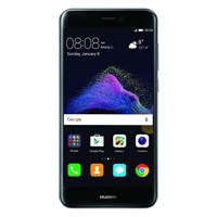 Huawei P8 Lite 2017 (5.2 inch) Smartphone (Black) with Android 7.0