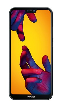 Huawei P20 Lite (5.84 inch) Smartphone (Midnight Black) with Android 8.0