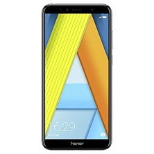 Honor 7A (5.7 inch) Mobile Phone Qualcomm (MSM8937) 2GB 16GB Android 8.0 (Black)