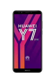 Huawei Y7 2018 (5.99 inch) Smartphone (Black) with Android 8.0
