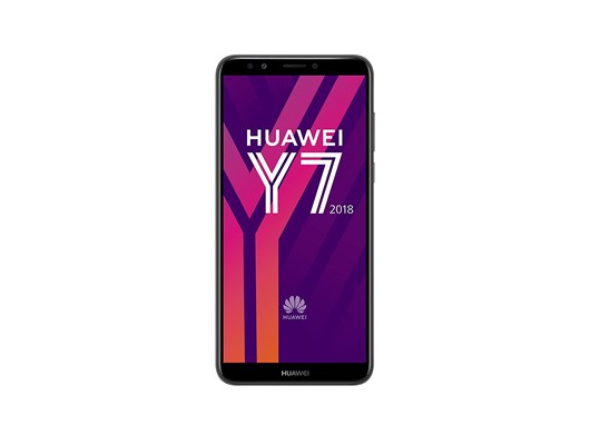 Huawei Y7 2018 (5.99 inch) Smartphone (Black) with Android 8.0 *Open Box*