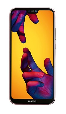 Huawei P20 Lite (5.84 inch) Smartphone (Sakura Pink) with Android 8.0