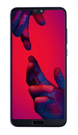 Huawei P20 Pro (6.1 inch) Smartphone (Twilight) with Android 8.0