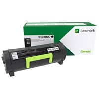 LexMark 51B2000 Black Return Programme Standard Capacity Toner Cartridge