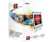 AMD A4 Series Dual Core (A4 5300) 3.4GHz Accelerated Processor Unit (ACU)