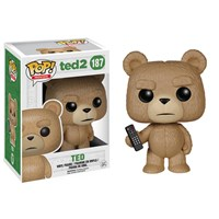 Funko Pop! Movies - Ted 2 - Ted (With Remote) Vinyl Figure