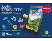 "Storage Options Scroll Plus 7"" Android 4.0 Tablet"