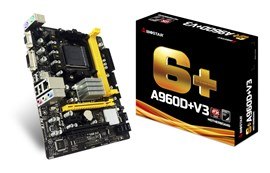 Biostar A960D+V3 AMD Socket AM3+ Motherboard