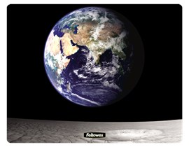 Fellowes Earth and Moon Mouse Mat