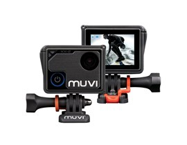 Veho Muvi KX-2 Pro Handsfree 4k @ 30fps Action Camera 12MP Photo and Waterproof Housing