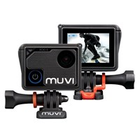 Veho Muvi KX-1 NPNG Handsfree 4k Action Camera 12MP Photo and Waterproof Housing