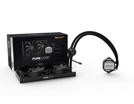 Be Quiet Pure Loop 280mm All-in-One Liquid CPU Cooler