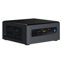 Intel NUC Barebone PC with Integrated Intel Core i5-8259U & 2.5 Drive Bay *Open Box*