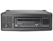 HP StoreEver LTO-6 Ultrium 6250 SAS Tape Drive (External) with 5 LTO-6 Media/TVlite