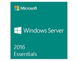 Microsoft Windows Server 2016 Essentials Licence, BIOS locked for Dell Systems, 2 Sockets, ROK