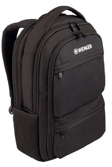 "Wenger Fuse 16""  Laptop Backpack with Tablet / eReader Pocket"