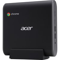 Acer Chromebox CXI3 Mini PC Celeron 3867U 1.8 GHz RAM 4 GB SSD 32 GB HD Graphics 610