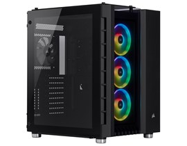 Corsair Crystal 680X RGB Black Dual-Chamber Case