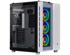 Corsair Crystal 680X RGB White Dual-Chamber Case