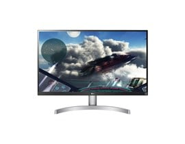 "LG 27UL600-W 27"" LED IPS 4K Ultra HD 5ms HDMI DP Monitor"