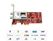 TBS 6925 DVB-S2 Professional TV Tuner PCIe Card