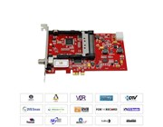 TBS 6928 DVB-S2 TV Tuner CI PCIe Card