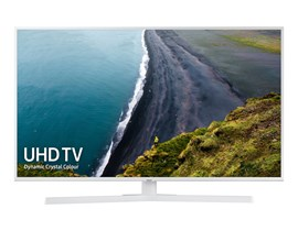 Samsung RU7410 (43 inch) Dynamic Crystal Colour HDR UHD Smart LED Television (White)