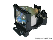 GO Lamp for DT00471. Lamp module for HITACHI CPX430 projector (GL147)