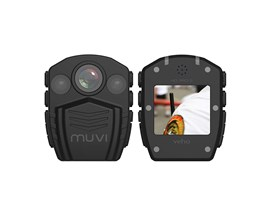 Veho Muvi HD Pro 2 Professional Hands free Body Worn Safety / Security Camera