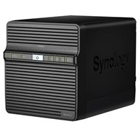 Synology DS420j/16TB IW PRO 4 Bay Desk