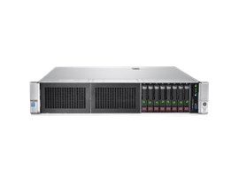 HP Enterprise ProLiant DL380 Gen9 2U Rack Server - Intel Xeon E5-2650V4, 32G RAM, 2x 800W PSUs