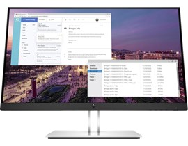 "HP E23 G4 23"" Full HD IPS Monitor"